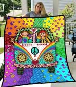 Ligerking™ Hippie Quilt AOP 04083