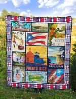 Ligerking™ Puerto Rico Quilt 3D AOP 03786