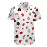 Ligerking™ Halloween Short Sleeve Shirt HD03802