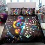 Ligerking™ Magical Music Notes Bedding Set HD04005
