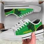 Ligerking™ Jamaica Low Top Shoes White - The Great Lion HD02526