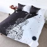 Ligerking™ Day and Night Violin Bedding Set HD04000