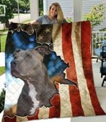 Ligerking™ Pit Bull Quilt 3D All Over Print HD02584