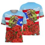 Ligerking™ Puerto Rico Shirt 02859