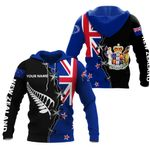 Ligerking™ New Zealand Hoodie HD02655