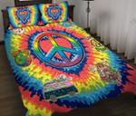 Ligerking™ Tie Dye Hippie Bedding Set 04205