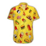 Ligerking™ Food Short Sleeve Shirt HD03898