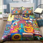 Ligerking™ Hippie Bedding Set 04120