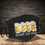 Ligerking™ Beer 2020 Cloth Face Coverings HD04161