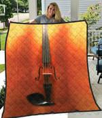 Ligerking™ Violin Quilt 3D AOP 04144