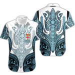 Ligerking™ Fiji Short Sleeve Shirt 0302