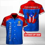 Ligerking™ Puerto Rico Shirt Short Sleeve 03288
