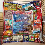 Ligerking™ Puerto Rico Quilt 3D AOP 03416