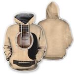 Ligerking™ Wood Guitar Hoodie HD03915