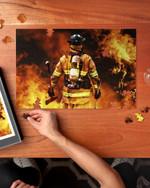 Ligerking™ FireFighter Puzzles HD04429
