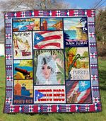 Ligerking™ Puerto Rico Quilt 3D AOP 03787