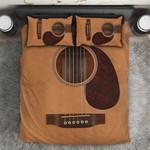 Ligerking™ Wooden Guitar Bedding Set HD03990