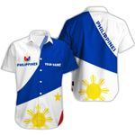 Ligerking™ Philippines Shirt Short Sleeve HD03388