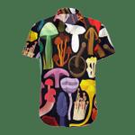 Ligerking™ Mushroom Short Sleeve Shirt HD04618