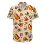Ligerking™ Food Short Sleeve Shirt HD03901