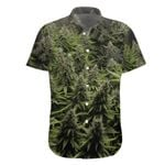 Ligerking™ 420 Weed Garden Short Sleeve Shirt HD03407