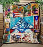 Ligerking™ Taino Quilt AOP 03813