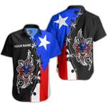 Ligerking™ Puerto Rico Shirt Short Sleeve 02647
