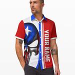 Ligerking™ Puerto Rico Shirt Short Sleeve 03286