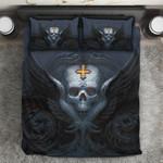 Ligerking™ Skull 3D Bedding Set HD04624