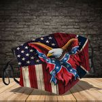 Ligerking™ Confederate Cloth Face Coverings HD03855