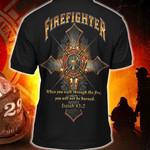Ligerking™ FireFighter Polo Shirt HD03795