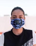 Ligerking™ Police Mom Cloth Face Coverings HD04275
