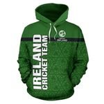 Ireland Hoodie - Ireland Cricket Team HD01879