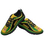 Ligerking™ Jamaica Flag Sneakers Sport HD02833