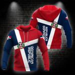 Dominican Hoodie 02490