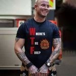 Ligerking™ FireFighter T-shirt HD03892