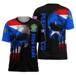 Ligerking™ Puerto Rico Shirt 02165