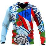 Ligerking™ Puerto Rico Hoodie 02851
