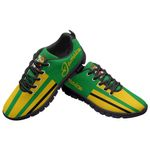 Ligerking™ Jamaica Coat Of Arms Sneakers HD02834