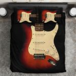 Ligerking™ Awesome Electric Guitar Bedding Set HD03988