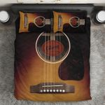 Ligerking™ Black Guitar Bedding Set HD04001