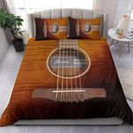 Ligerking™ Superb Wood Guitar Bedding Set HD03985