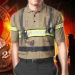 Ligerking™ FireFighter Polo Shirt HD03845