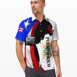 Ligerking™ Puerto Rico Jesus Shirt HD03626