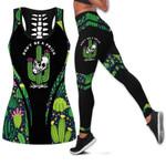 Ligerking™ Halloween Tank Top, Leggings HD04312