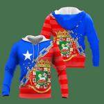 Ligerking™ Puerto Rico Hoodie 02838