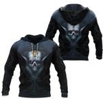 Ligerking™ Skull Hoodie  3D all over print HD04624