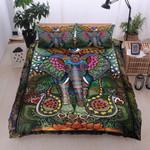Ligerking™ Elephan Hippie Bedding Set 04089