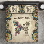 Ligerking™ August Girl Bedding Set HD04311