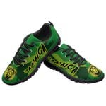 Ligerking™ Jamaica Lion Flag Sneakers HD02883